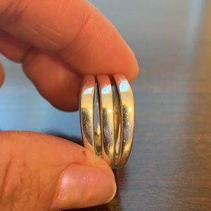 Silpada Jewelry - Silpada - Three Band Ring